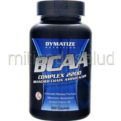 BCAA Complex 2200 200 caps DYMATIZE NUTRITION