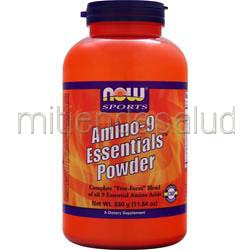Amino-9 Essentials Powder 330 gr NOW