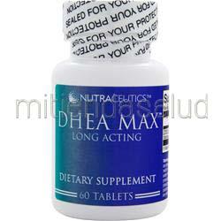 DHEA Max - Long Acting 60 tabs NUTRACEUTICS