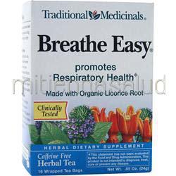 Breath easy tea