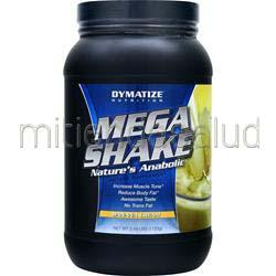 Mega Shake Banana Cream 2 48 lbs DYMATIZE NUTRITION