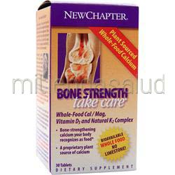 Bone Strength Take Care 30 tabs NEW CHAPTER