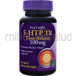 5-HTP TR - Time Release 100mg 45 tabs NATROL