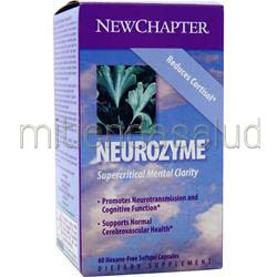 Neurozyme 60 sgels NEW CHAPTER