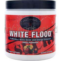 White Flood Powder Furious Fruit Punch  27 lbs CONTROLLED LABS