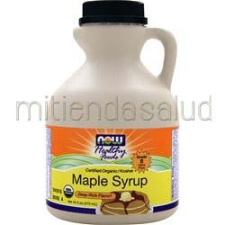 100% Pure Maple Syrup 16 fl oz NOW