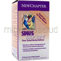 Sinus Take Care 30 sgels NEW CHAPTER