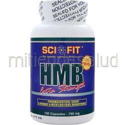 HMB - Extra Strength 120 caps SCI-FIT