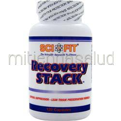 Recovery STACK 120 caps SCI-FIT