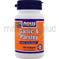 Garlic & Parsley 100 sgels NOW