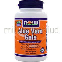 Aloe Vera Gels 100 sgels NOW