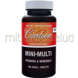 Mini-Multi 180 tabs CARLSON