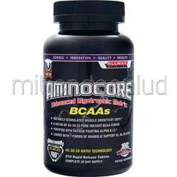 Aminocore 210 tabs ALLMAX NUTRITION