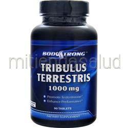 Tribulus Terrestris 1000mg 90 tabs BODYSTRONG
