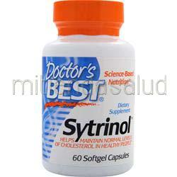 Sytrinol 150mg 60 sgels DOCTOR'S BEST