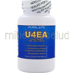 U4EA Powder - Extra Strength 120 gr PURE LIFE