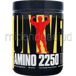 Amino 2250 100 tabs UNIVERSAL NUTRITION