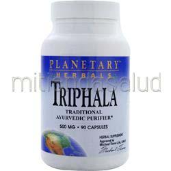 Triphala 500mg 90 caps PLANETARY FORMULAS