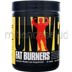 Fat Burners Easy-to-Swallow 55 tabs UNIVERSAL NUTRITION