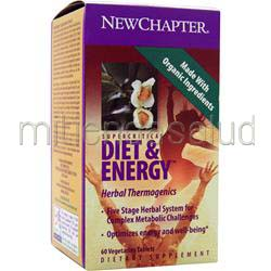 Diet & Energy - Supercritical 60 tabs NEW CHAPTER