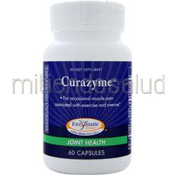 Curazyme 60 caps ENZYMATIC THERAPY