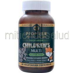 Children's Multi 60 chews PIONEER