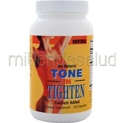 Tone N Tighten 120 caps UNIVERSAL NUTRITION