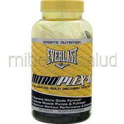 Everlast NitroPlex-6 180 tabs EVERNUTRITION