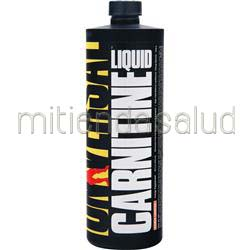 Carnitine Liquid Citrus Cocktail 16 fl oz UNIVERSAL NUTRITION