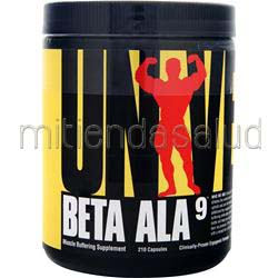 Beta ALA9 210 caps UNIVERSAL NUTRITION