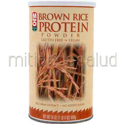 Brown Rice Protein powder 24 oz MLO
