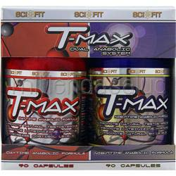 T-MAX Dual Anabolic System 1 kit SCI-FIT