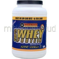 100% Whey Protein Vanilla 2 lbs WELLEMENTS