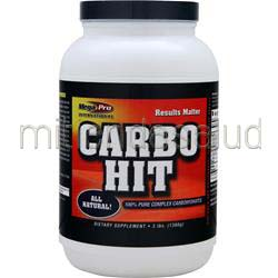 Carbo Hit Natural 3 lbs MEGA PRO