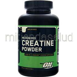 Micronized Creatine Powder Unflavored 150 gr OPTIMUM NUTRITION