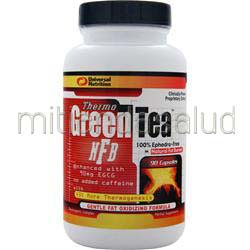 Thermo Green Tea 90 caps UNIVERSAL NUTRITION