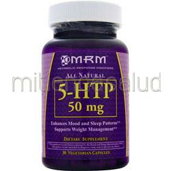 5-HTP 50mg 30 caps MRM