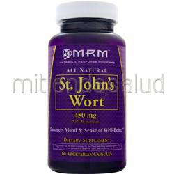 St  John's Wort 450mg 60 caps MRM