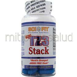 TZ3 Stack 30 caps SCI-FIT