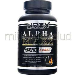 Alpha Maxx 90 caps NRG-X LABS