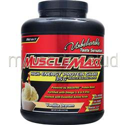 Muscle Maxx Vanilla Dream 5 lbs ALLMAX NUTRITION