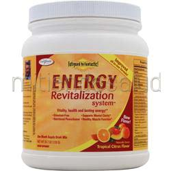 Energy Revitalization System Tropical Citrus 729 gr ENZYMATIC THERAPY
