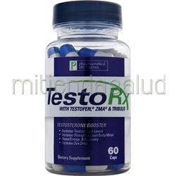 Pharmaceutical Alternatives -TestoRx 60 caps HIGH ENERGY LABS