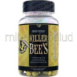 Killer Bees 90 caps HYPERGENETIC LABS