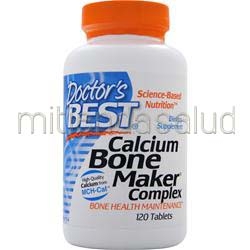 Calcium Bone Maker Complex 120 tabs DOCTOR'S BEST