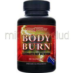Body Burn - The Ultimate Fat Burner 60 caps BODYSTRONG