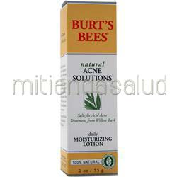 Natural Acne Solutions Daily Moisturizing Lotion 2 oz BURT'S BEES