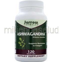 Ashwagandha - Withania Somnifera 120 caps JARROW