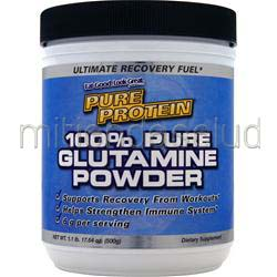 100% Pure Glutamine Powder 1 1 lbs WORLDWIDE SPORTS
