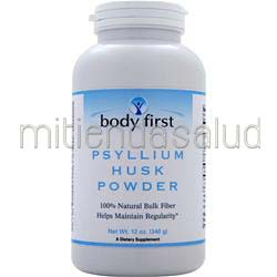 Psyllium Husk Powder 12 oz BODY FIRST